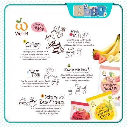 Wel-B Freeze Dried Fruit