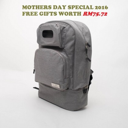 AppleTree Dashron Executive Backpack Package