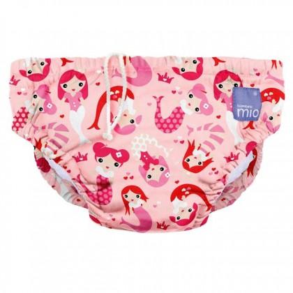 Bambino Mio Reusable Swim Nappy - Mermaid