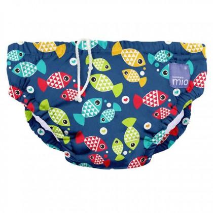 Bambino Mio Reusable Swim Nappy - Aquarium