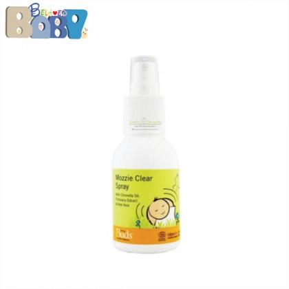 BUDS : Everyday Organics' Mozzie Clear Spray 100ml