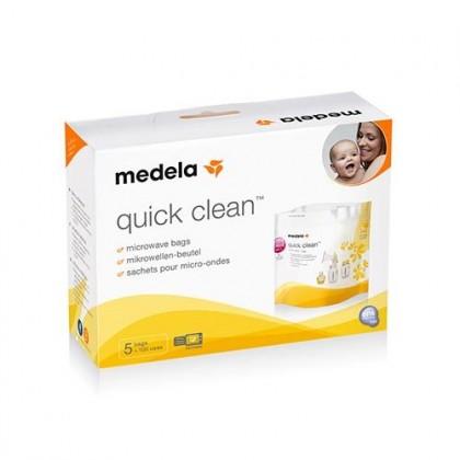 Medela Quick Clean Microwave Steam Bags