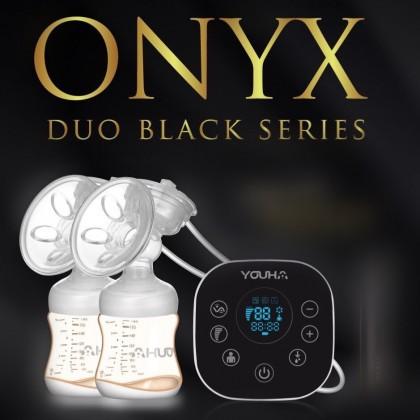 Youha Onyx Duo Black Series Breastpump