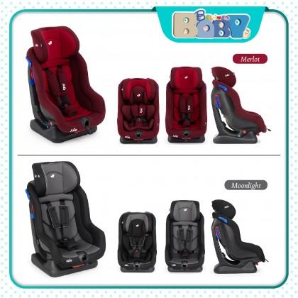 Joie Steadi Convertible Car Seat  (Dark Pewter / Coal / Moonlight / Merlot)