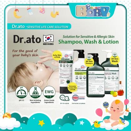 Dr.Ato Sensitive Life Care Solution (Shampoo, Wash & Lotion)