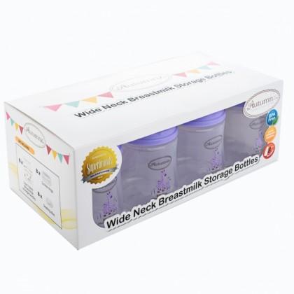 Autumnz Wide Neck Breastmilk Storage Bottles *5oz*