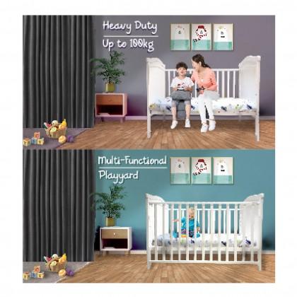 KATEL Baby Cot - Comfort