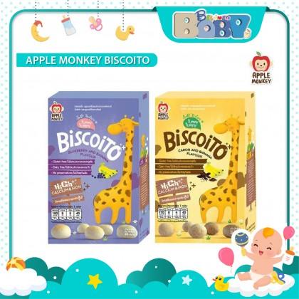 Apple Monkey Biscoito