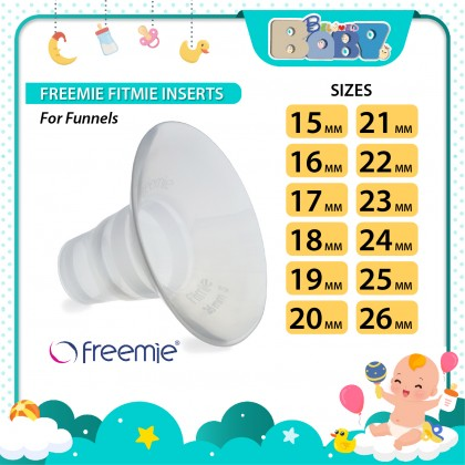 Freemie Fitmie Inserts For Funnels