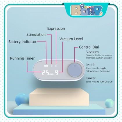 Lacte Amy Plus Rechageable Electric Breast Pump