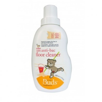 Buds Household Eco: Baby Safe Anti-bac Floor Cleaner (600ml)