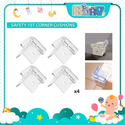 Safety 1st Corner Cushions x4pcs